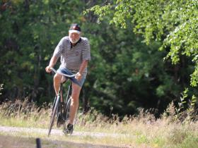 Ib på cykel